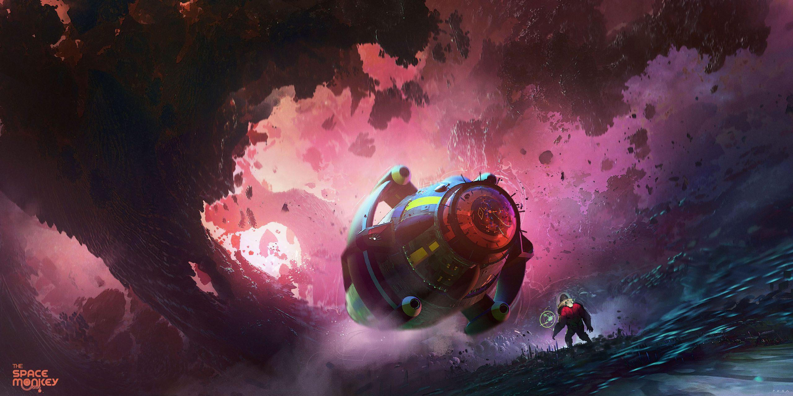 Nebular 3 by Eduardo Pena