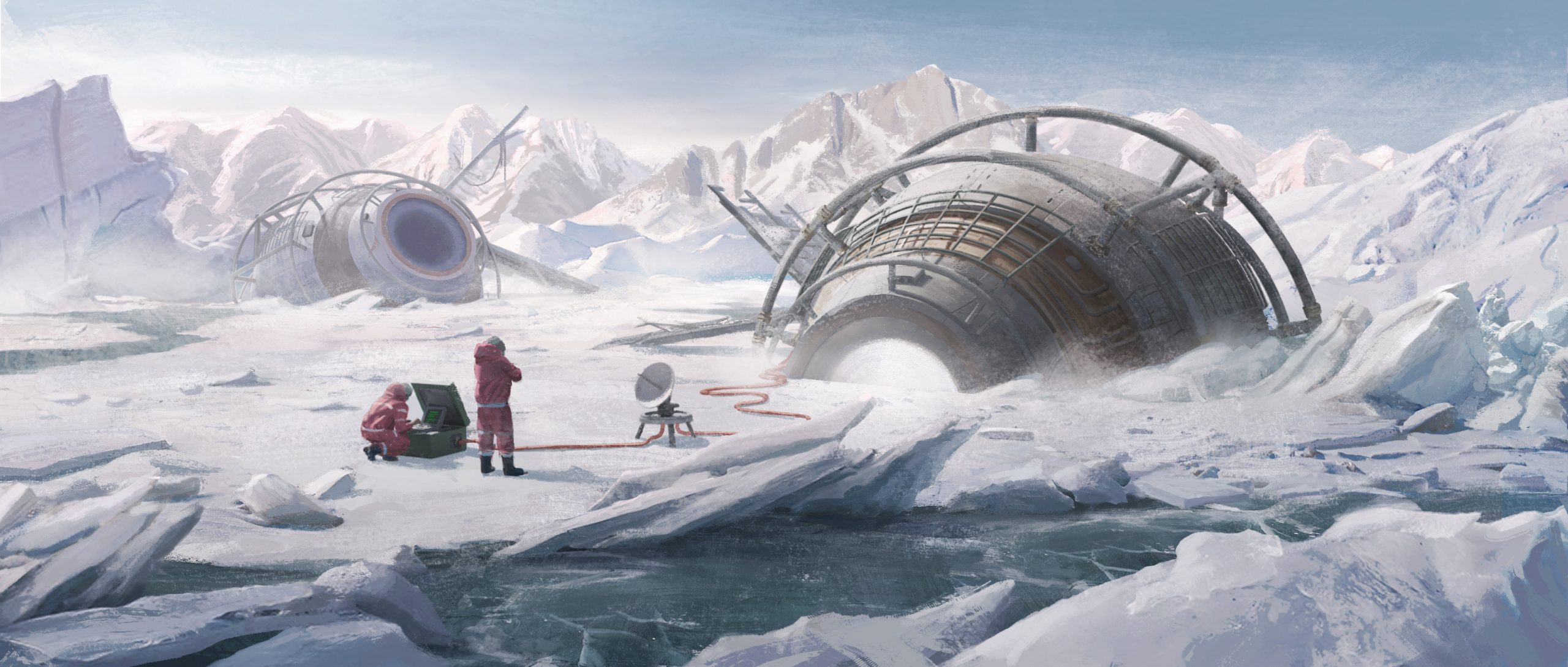 Arctic Expedition by Jiho Jang