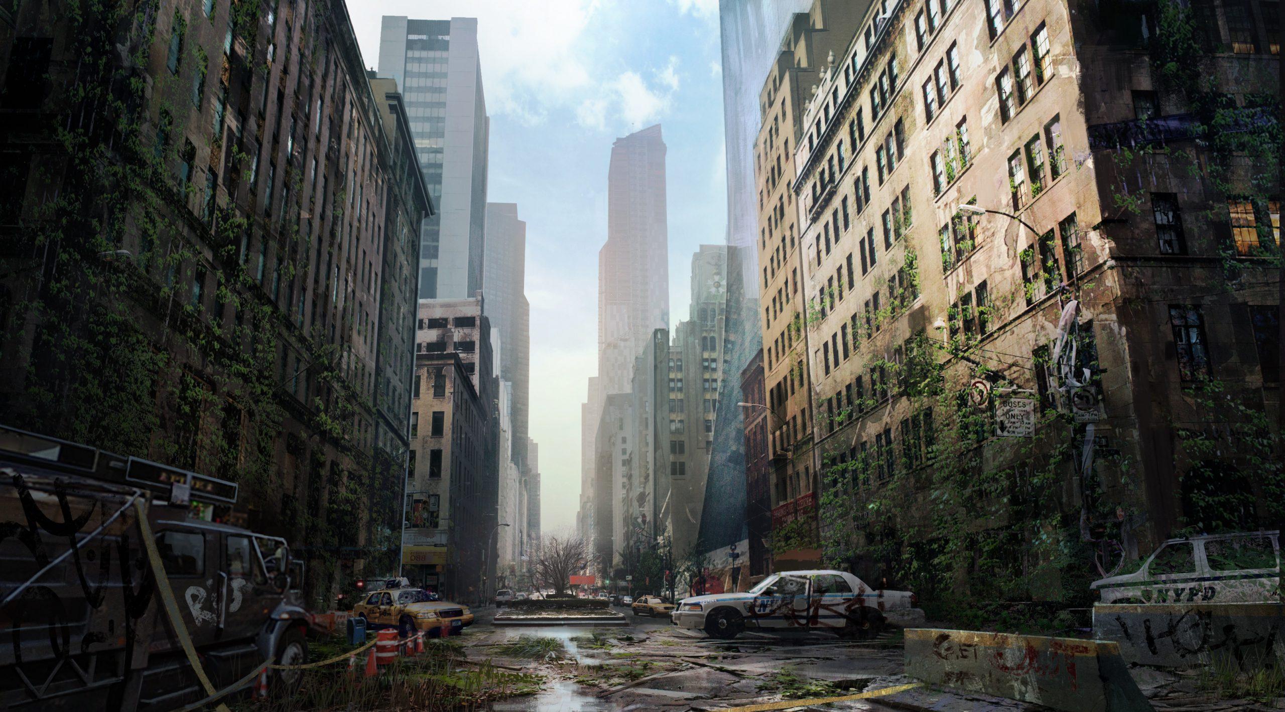 NY Apocalypse by Giao Nguyen (gvio)