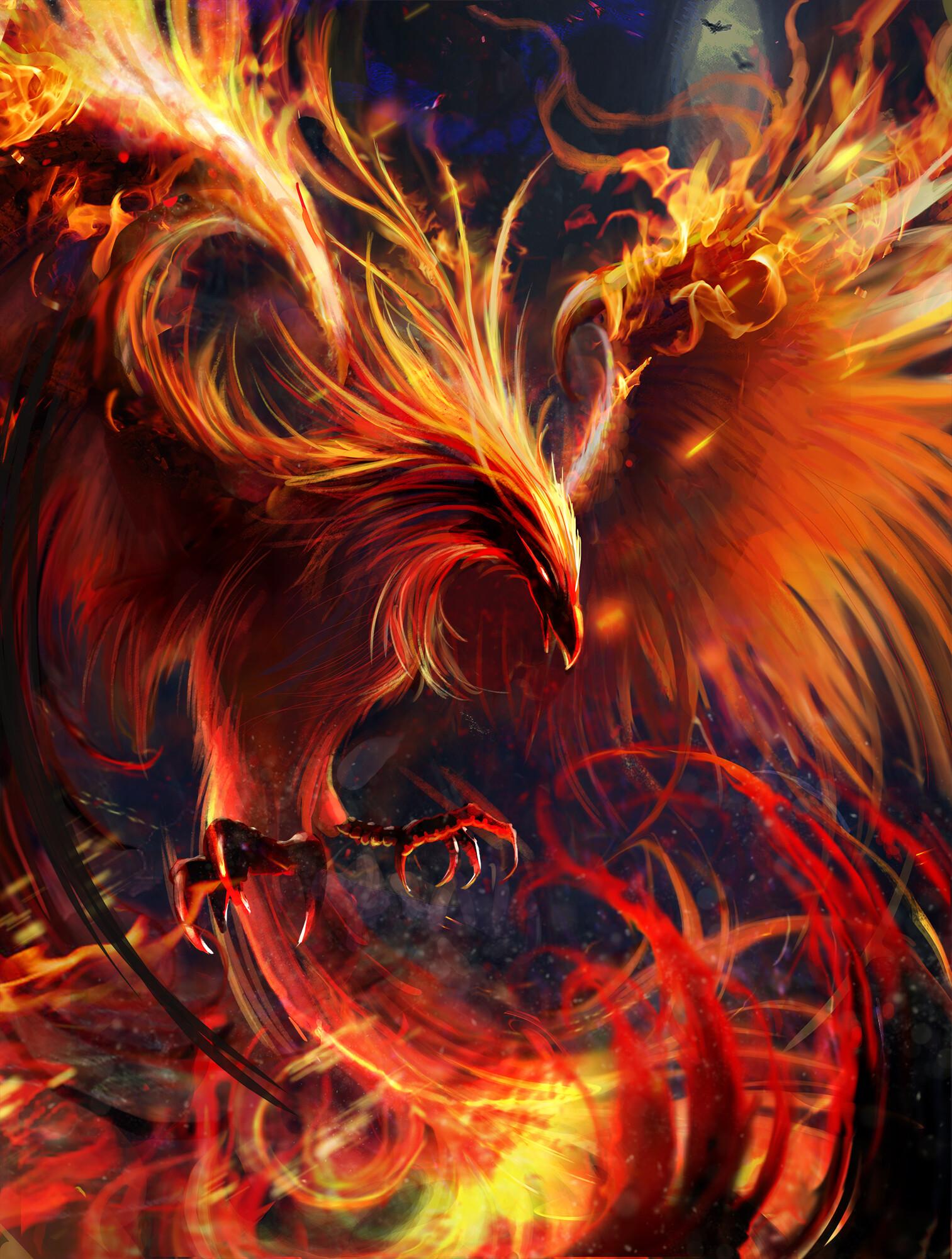 Phoenix by lana g