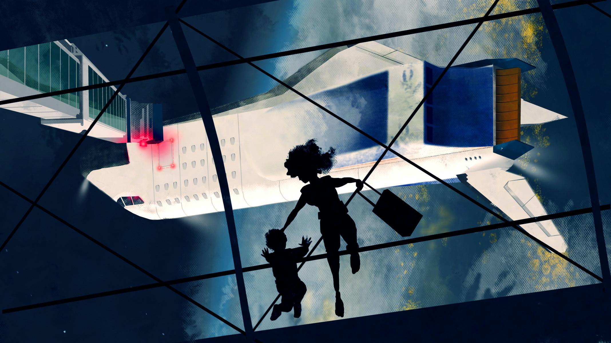 Space Huddle by Matija Tomšić