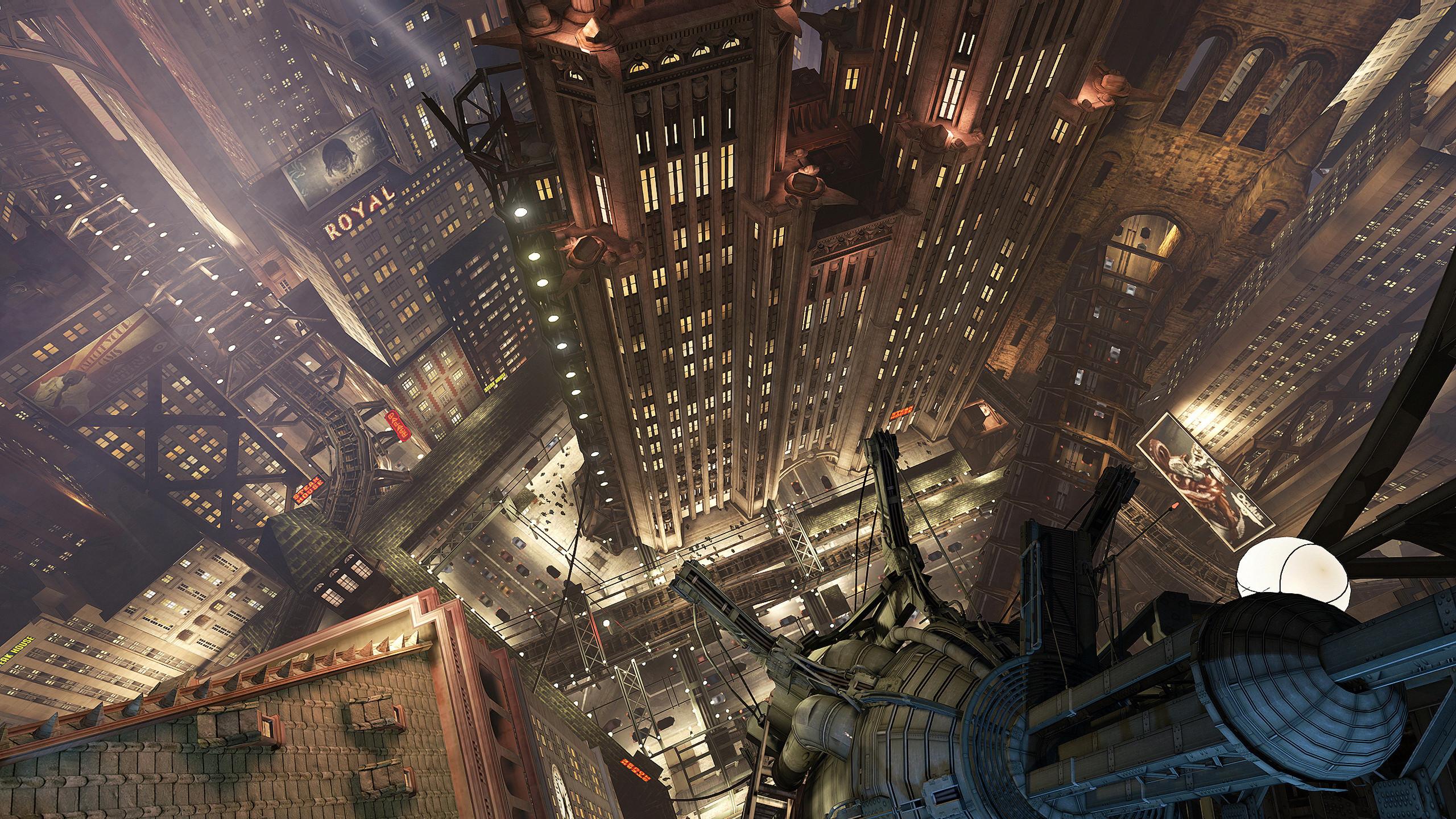 Oculus Dreamdeck Skyscraper: 2014 by RJ Ranola